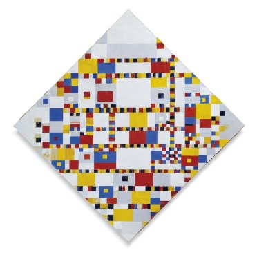 Mondrian, Piet.